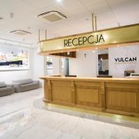 Vulcan Hotel, отель в Щецине
