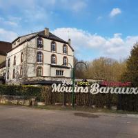 Auberge des Vieux Moulins Banaux, hotel in Villeneuve-l'Archevêque