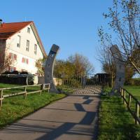 Allgäu Meadow Ranch, hotel in Hergatz