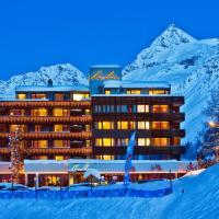 Arosa Kulm Hotel & Alpin Spa, отель в Арозе