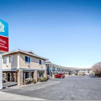 SureStay Plus Hotel by Best Western Susanville, hotel in Susanville