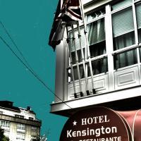 Hotel Kensington, hotel in Narón