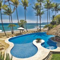 Tango Mar Beachfront Boutique Hotel & Villas, hotel in Tambor