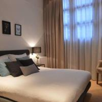 Romantic ground floor suite in Pijp near Sarphatipark