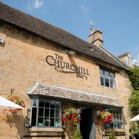 The Churchill Arms, hotel in Chipping Campden