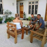 Eyotwave, hotel in Himmafushi
