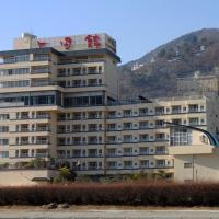 Riverside Uedakan, hotel in Chikuma