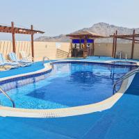 Mirage Hotel Al Aqah, hotel in Al Aqah