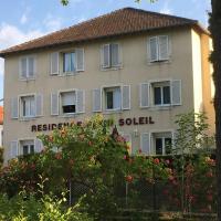 Résidence PLEIN SOLEIL, hôtel à Bourbonne-les-Bains