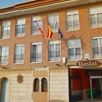 Hostal Santiago, hotel in Carrión de los Condes