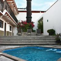 Casa Blanca Tequisquiapan