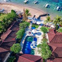 Bali Seascape Beach Club, hotel in Candidasa