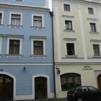 Hotel U Zlateho Andela, hotel a Pardubice
