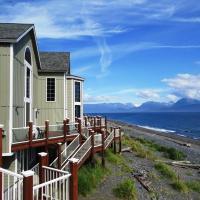 Otter Beach Lodges, hotel v destinaci Homer