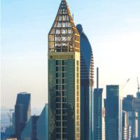 Gevora Hotel, hotel v Dubaji