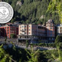 Hotel Belvedere Scuol, отель в Скуоле