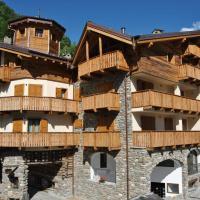 Casa Vacanza La Rocca, hotel v destinaci Chiesa in Valmalenco