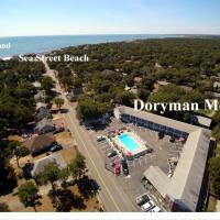 Doryman Motel, hotel in Dennis Port