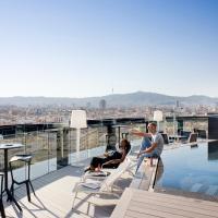 Viesnīca Barceló Raval Barselonā
