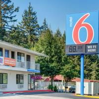 Motel 6-Eugene, OR - South Springfield, hotel in Eugene