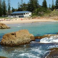Horseshoe Bay Holiday Park, hotel in South West Rocks