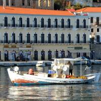 Aktaion City Hotel, hotel in Gythio