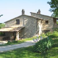 Agriturismo Frallarenza, hotell i Ficulle