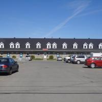 Motel Grande Ile, hotel em Salaberry de Valleyfield