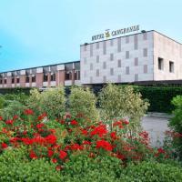 Hotel Cangrande Di Soave, hotel in Soave