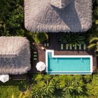 Villa Playa Tayrona, Los Naranjos