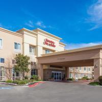 Hampton Inn and Suites Merced