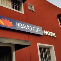 Bravo City Hotel, hotel em Campo Grande