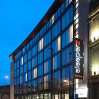 Sleeperz Hotel Newcastle – hotel w mieście Newcastle upon Tyne