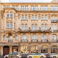 Hotel Monopol - Central Station, hotel di Frankfurt