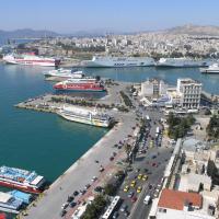 Anita Hotel, hotel in Piraeus