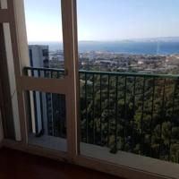 **** Roy d espagne, up to 7 people, best view in safe residence ****