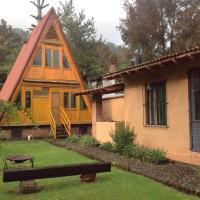 Cabaña EL CAPRICHO, hotel en Pátzcuaro