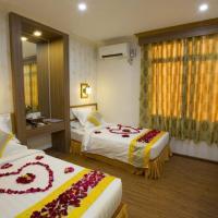 Orient Hotel Mandalay, hotel in Mandalay