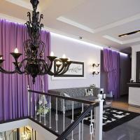Mirax Boutique Hotel: Harkov'da bir otel