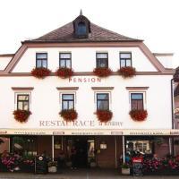 Penzion U Kašny, hotel v České Kamenici
