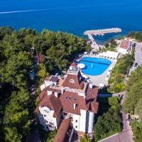 Sea Club Hotel, hotel in Divnomorskoye