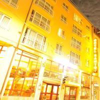Hotel Santo, отель в Карлсруэ