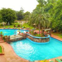 Hotel Carmen, hotel in Puerto Iguazú