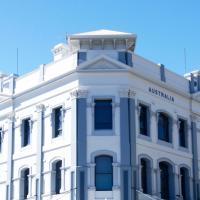 Australia Hotel Fremantle, hotel em Fremantle