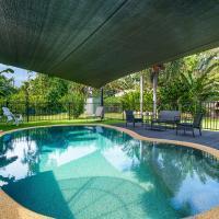 Private Pool, Big Backyard, Aircon - Paradise!