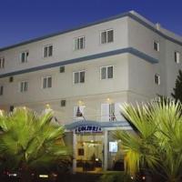Hotel Residencial Colibri, hôtel à Costa da Caparica