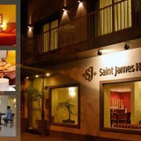 Hotel Saint James, hotel en La Plata