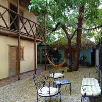 Hotel Loro Tuerto, отель в городе Санта-Крус-де-Бараона