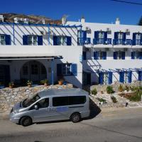 Adonis Hotel, hotell i Apollon