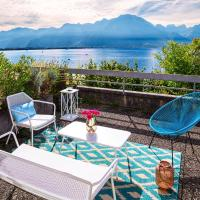Beautiful Studio Lake View and Castle, hotel in Veytaux